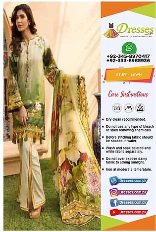 Firdous Latest Lawn Dresses 2019