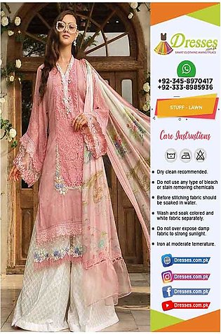 Maria B lawn Collection Online 2019