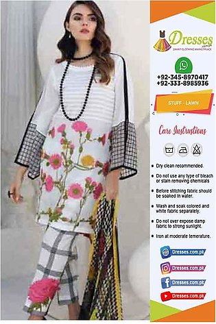 Charizma Latest Lawn Collection 2020