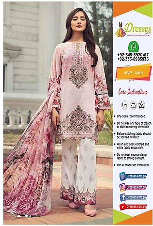 Baroque Lawn Collection 2019