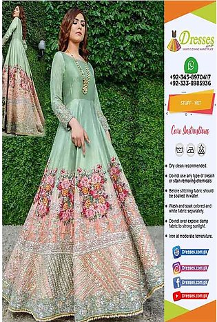 Pakistani Wedding Lehenga Dress