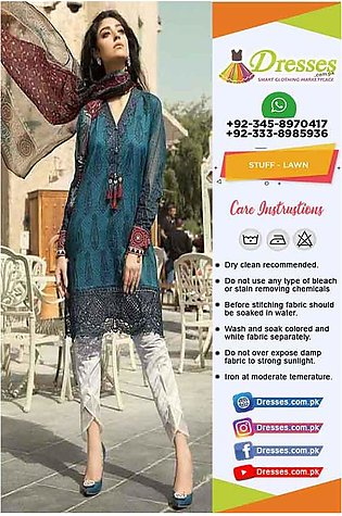 Maria b lawn dresses collection