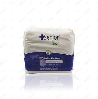 Senior Pull Up Adult Diapers Extra Large 10 Count