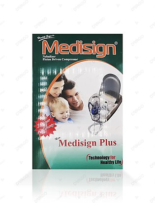 MEDISIGN PLUS NEBULIZER 1'S