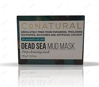 Co Natural Dead Sea Mud Mask 120g