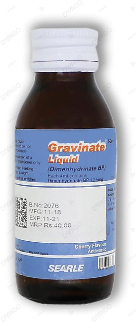 Gravinate Liquid 60ml