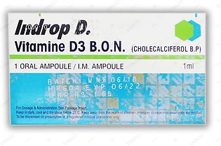 Indrop-D 1ml Injection