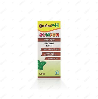 COMBINOL H JUNIOR COUGH SYRUP