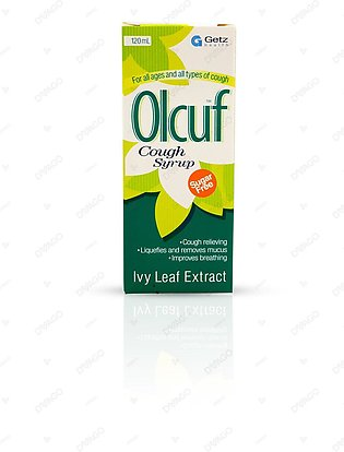 Olcuf Cough Syrup 120ml