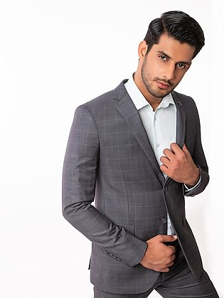 EMTSB19SF-8110 - 2 Piece Suit - Grey