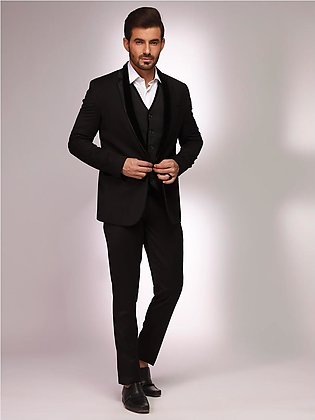 EMTCPC20-6697 - 2 Piece Suit - Black