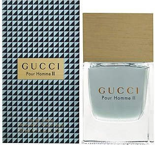 Gucci Pour Homme ll by Gucci for Men 50ml