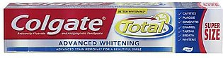 Colgate Advance Whitening Tooth Paste Total 119g