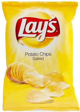Lays Potato Salted Chips