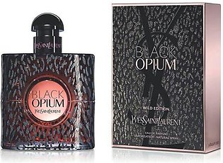 Yves Saint Laurent Black Opium Wild Edition Eau de Parfum Spray for Women