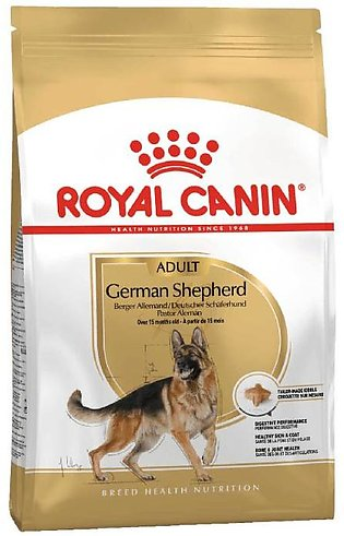 Royal Canin German Shepherd Adult Dry Dog Food 11 Kg