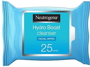 Neutrogena Hydro Boost Face Wipes 25 Pieces
