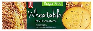 Lu Wheatable No Cholesterol Biscuits