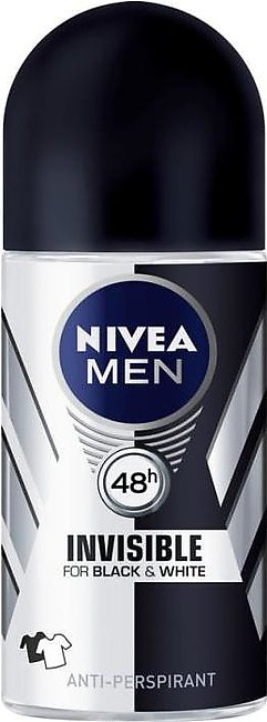 Nivea  Invisible Body Spray Roll On For Man