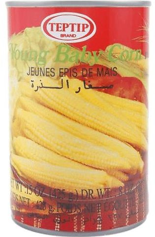 TepTip Young Baby Corn