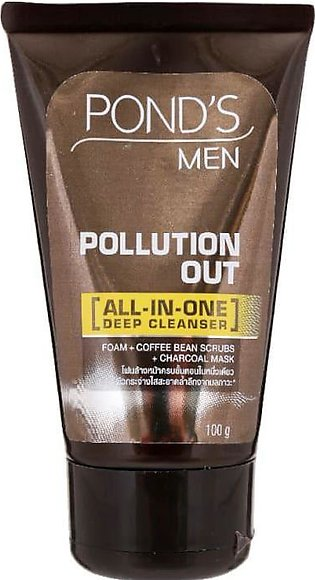 Ponds Men Pollution Out Face Wash