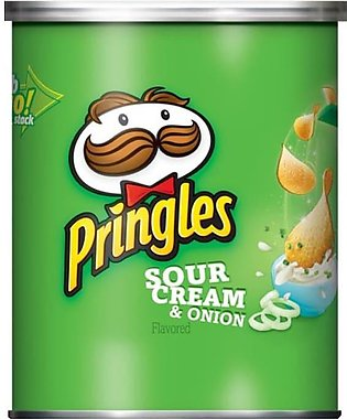 Pringles Sour Cream Chips