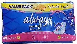Always Maxi Thick Large Long Pads