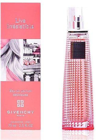 Givenchy Live Irresistible Delicieuse Eau De Perfume Spray for Women