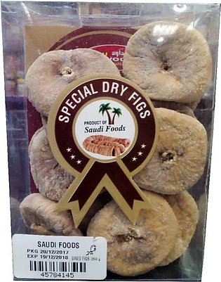 Saudi Foods Special Dry Figs