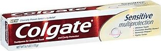 Colgate Tooth Paste Usa Sensitive Complete Protection Mint Clean 170g