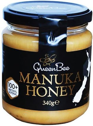 Queen Bee Manuka Honey 100+ Methylglyoxal