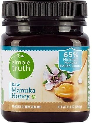 Simple Truth Raw Manuka Honey 65% Pollen Count