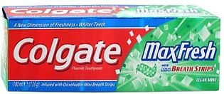 Colgate Toothpaste Clean Mint