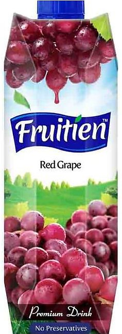 Fruitien Red Grape Juice