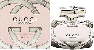 Gucci Bamboo by Gucci Eau de Parfum Spray for Women 75ml