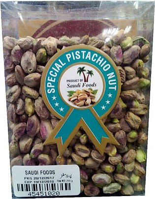 Saudia Dry Fruit Pista without Shells