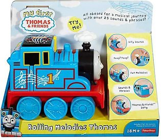 Fisher-Price My First Thomas & Friends, Rolling Melodies Thomas