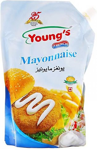 Youngs Mayonnaise French