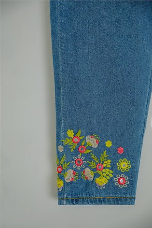 PAPER BAG JEANS (GBF203086)