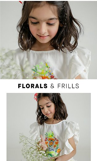 EMBROIDERED TOP (GTF203006)