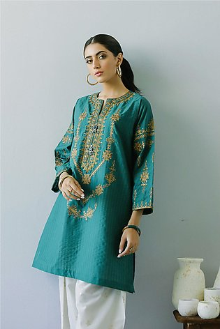 EMBROIDERED SHIRT (WTR211251)
