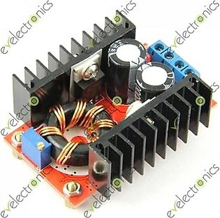 LM2587 100W DC-DC Boost Converter 10-32V to 60-97V 2A Step Up Voltage Charger