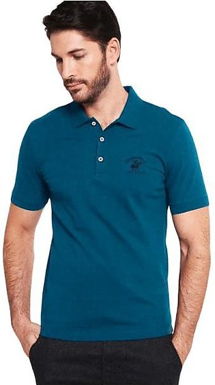 BVRH Solid Pique Modern Fit Polo Shirt