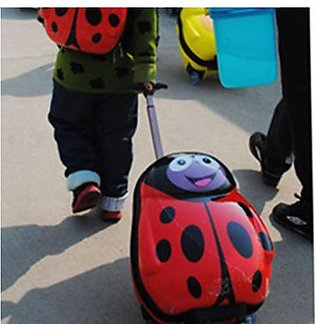 Cartoon Characters Hardshell Trolley Bag for Kids