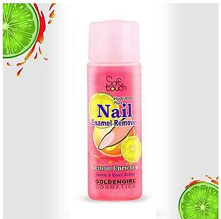 Golden Girl Soft Touch Nail Polish Remover 120 ml
