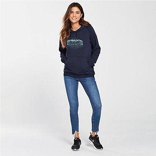 CBA Women's World's Foremost Outfitter Fleece Pullover Hoodie