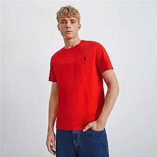 POLO REPUBLICA SIGNATURE PONY EMBROIDERED TEE SHIRT