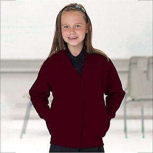 RSL Girl's Minor Fault 8-17A20 V-Neck Sweater