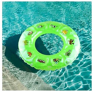 HS Cartoon Characters Inflatable Kid's Swim Ring