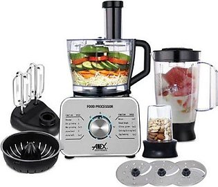 Anex AG-3156 Deluxe Food Processor
